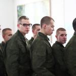 Учебный центр ракетных войск стратегического назначения. Военный городок Остров-3. Солдаты, Армия, Призывники.
